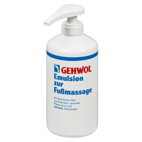 Emulsie pentru masajul picioarelor GEHWOL, 500 ml
