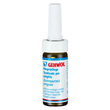 Soluție pentru îngrijirea și creșterea unghiilor GEHWOL, 15 ml