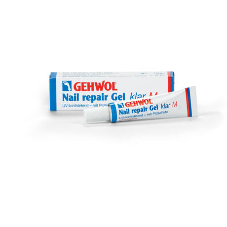 Gel reparator unghii GEHWOL, transparent 5 ml
