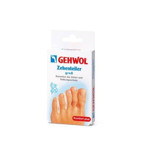 Despărțitoare pentru degete GEHWOL - L, 3 buc