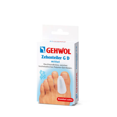 Despărțitor pentru degete G D GEHWOL - M, 3 buc
