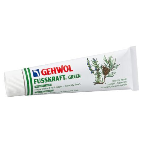 GEHWOL FUSSKRAFT® GREEN pentru piele normală, 75 ml