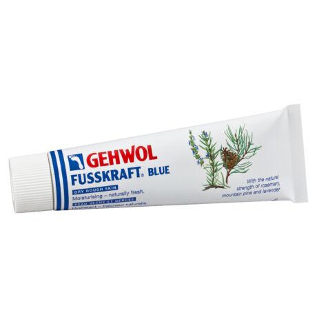 GEHWOL FUSSKRAFT® BLUE pentru piele uscată și aspră, 75 ml