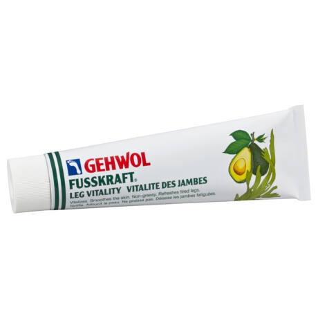Balsam revitalizant GEHWOL FUSSKRAFT® Leg Vitality, 125 ml
