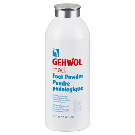 Pudră pentru picioare GEHWOL med, 100 g