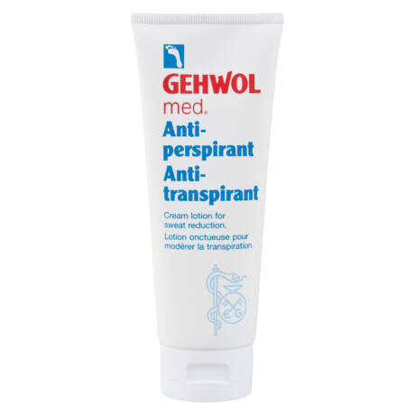 Antiperspirant GEHWOL med, 125 ml