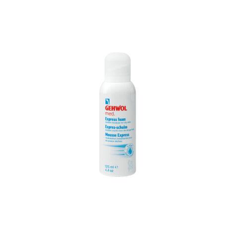 Spumă hidratantă GEHWOL med Express, 125 ml