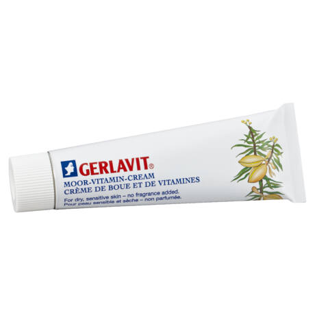 Cremă moor cu nămol și vitamine GERLAVIT, 75 ml