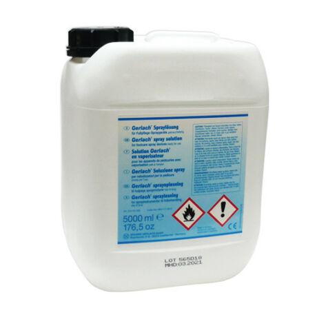 GERLACH Soluție spray pentru echipamente de pedichiură, 5000 ml