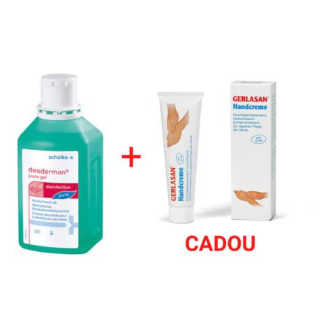 Desderman Pure Gel, 1000 ml + CADOU
