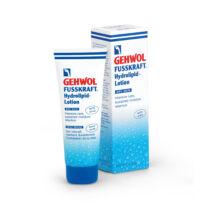 Loțiune hidrolipidică pentru piele uscată GEHWOL FUSSKRAFT®, 125 ml