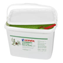 Sare de baie cu plante medicinale GEHWOL FUSSKRAFT®, 5 kg