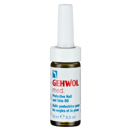 Ulei protector pentru unghii și cuticule GEHWOL med, 15 ml