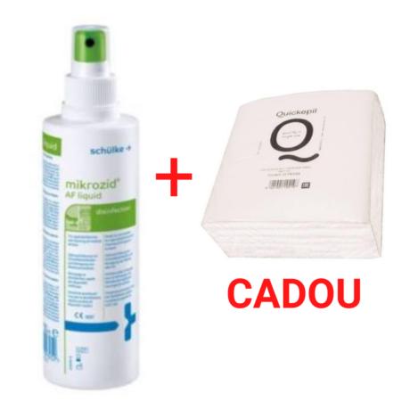 Mikrozid AF Liquid, 250 ml + CADOU